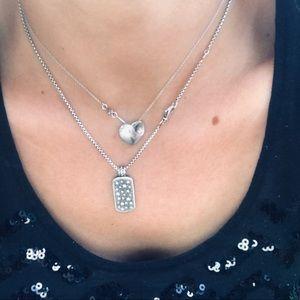 Tiffany & Co. Jewelry - Tiffany heart necklace